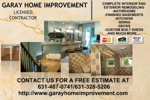 GARAY HOME IMPROVEMENT