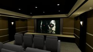 Hampton Home Theater