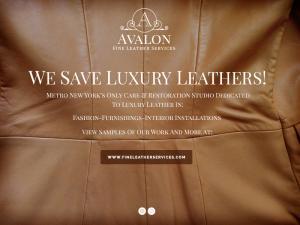Leather Garment & Furnishings Restoration
