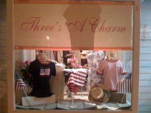 Three's A Charm Consignment, Inc