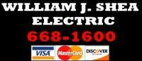 WILLIAM J. SHEA ELECTRIC